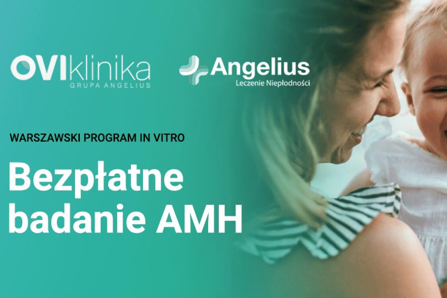 Bezpłatne badanie AMH w OVIklinice
